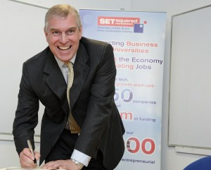 Duke of York: 'Sale of firms to foreign owners is not an issue if they invest in UK'
