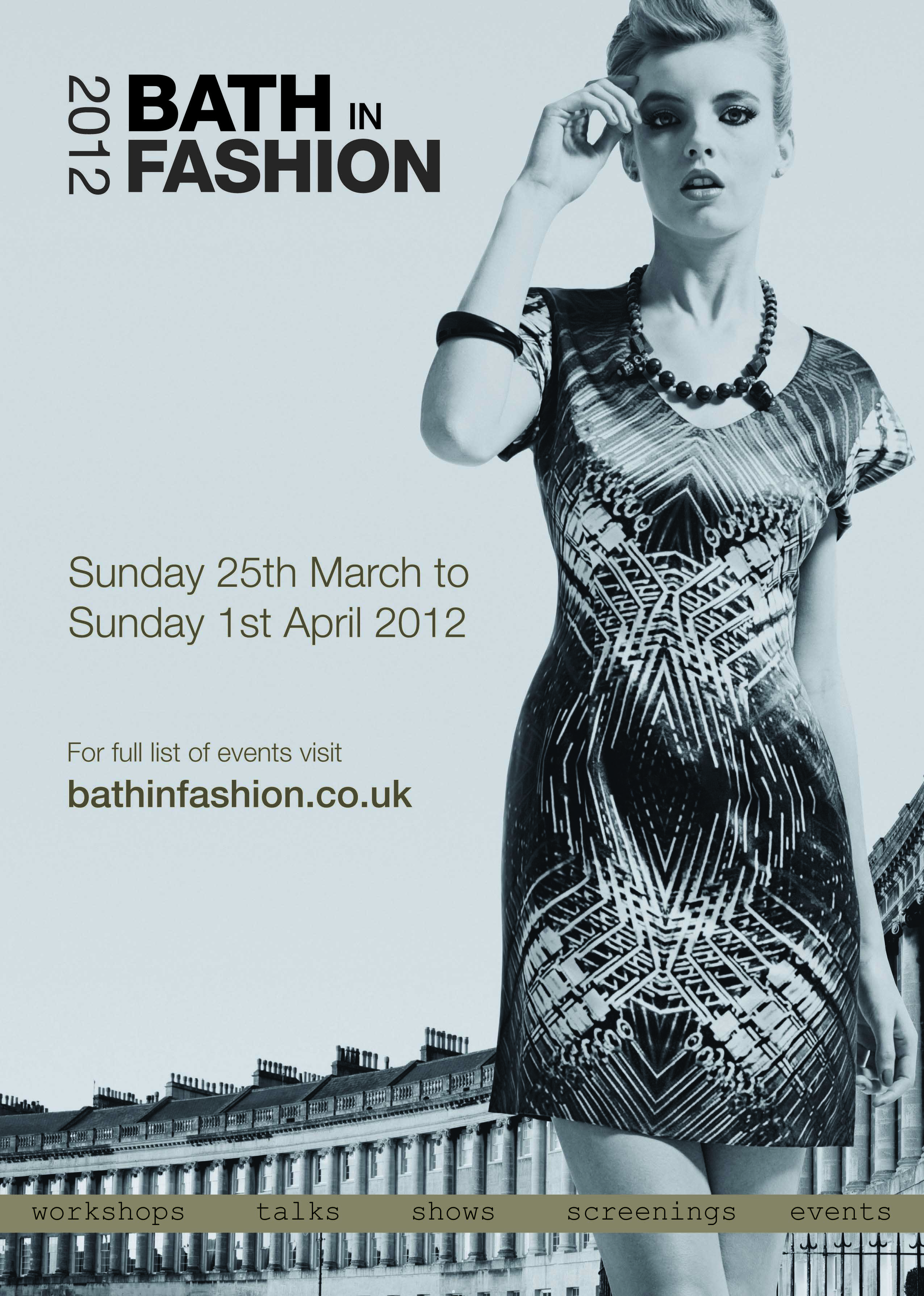 Bath ...  Fashion Design Posters