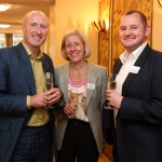 (L-R)Ian Taylor and Christa Taylor, Abbey Hotel and Phillip Rofle, PMR Consultancy