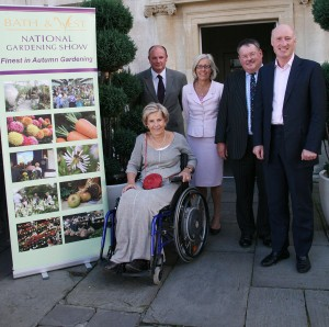 National Gardening Show previewed at Abbey Hotel's exclusive business reception