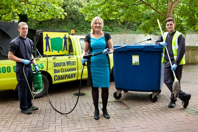 Wheelie Bin Cleaning >> Wheelie Bin Cleaning Firm Puts Bath Teenage Entrepreneurs