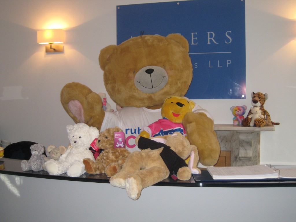 Bath law firm Mogers goes back to school to support Ted's Big Day Out