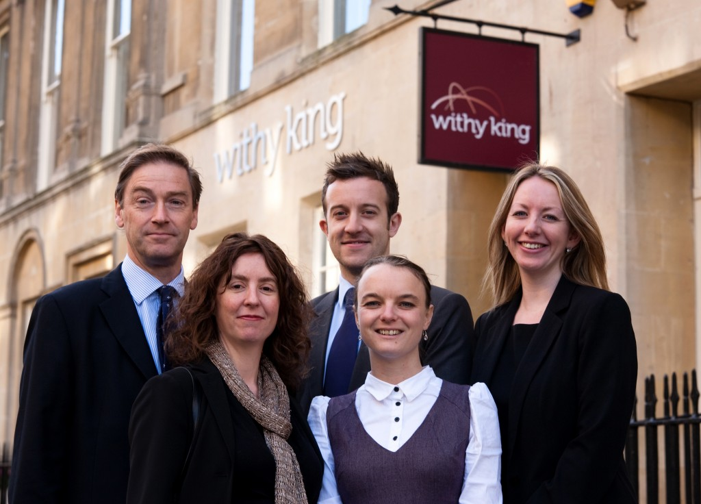 Trust company launched by Bath law firm Withy King