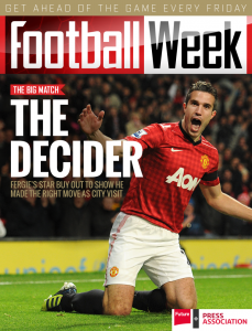 Whole new ball game as Future prepares to launch innovative iPad football mag