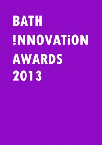 Coming soon  . . . Bath Innovation Awards