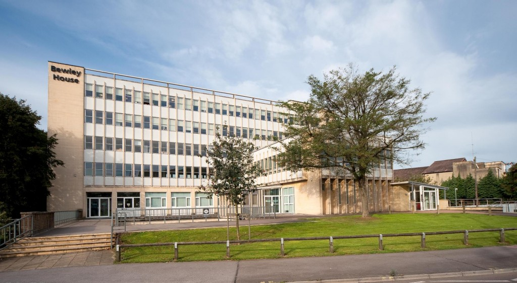 Former council HQ fully let again after NHS signs property deal