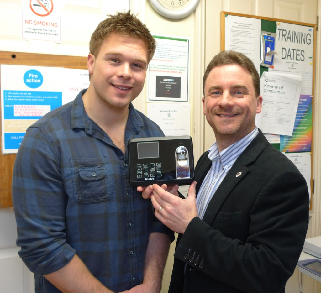 Pioneering technology clocks up savings for small business users