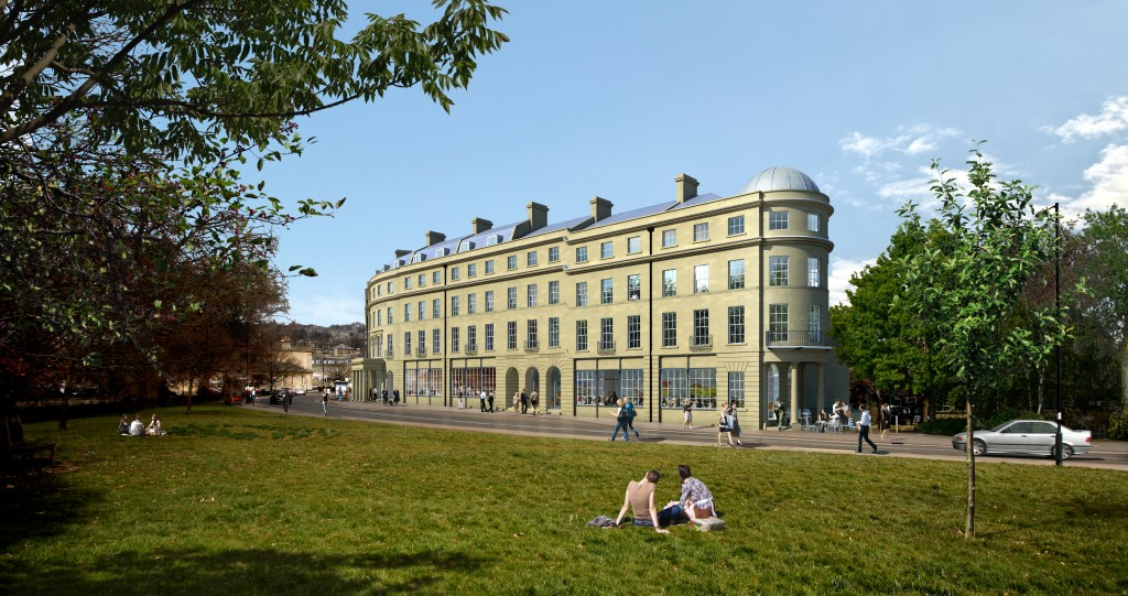 Controversial Green Park budget hotel site back on market