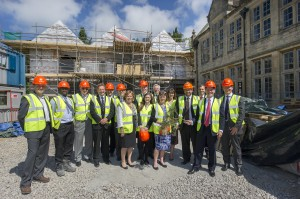 Barclays provides funds for Kingswood School redevelopment