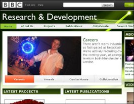 Bath Uni to help BBC develop new innovative forms of content