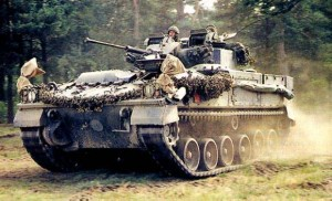 £5.8m armoured vehicle programme contract secured by SciSys