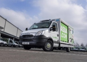 Asda signs home delivery van repair and maintenance contract with Wincanton