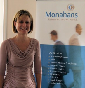 New arrival strengthens accountants Monahans' Bath office