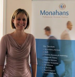 New arrival strengthens accountants Monahans' Bath office