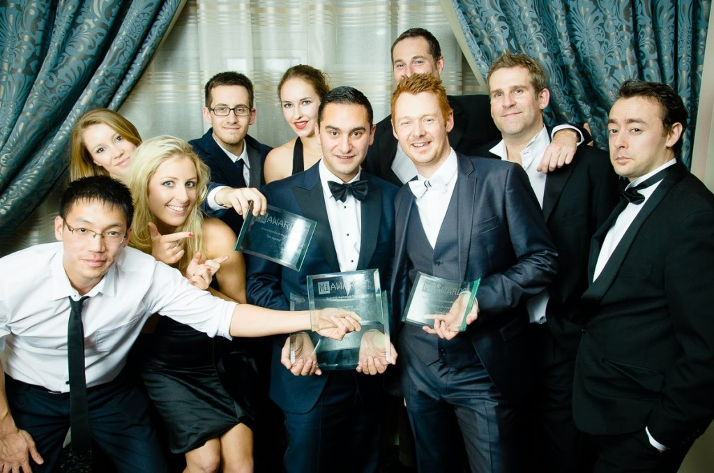 Bath's The Agency sweeps the board at prestigious marketing industry awards