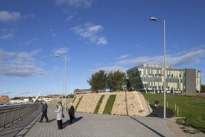 National environmental award for Grant Associates' Tyneside park project