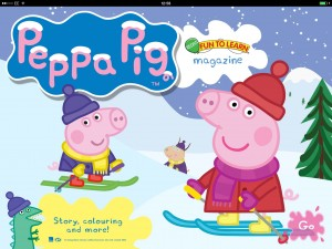 Peppa's got a brand new pig bag-o-fun – thanks to Future's digital business