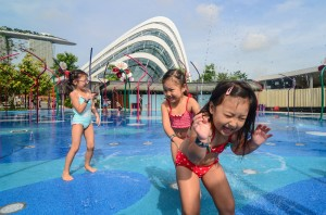 Major Singapore project is child's play for Bath landscape architects