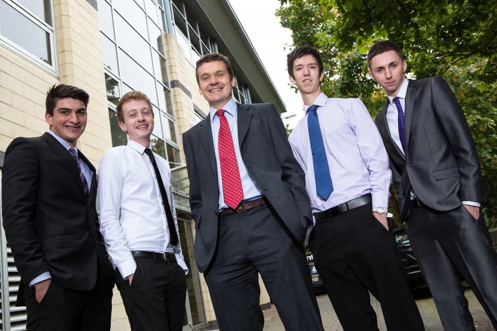Record number of trainees taken on by accountants Bishop Fleming's Bath office