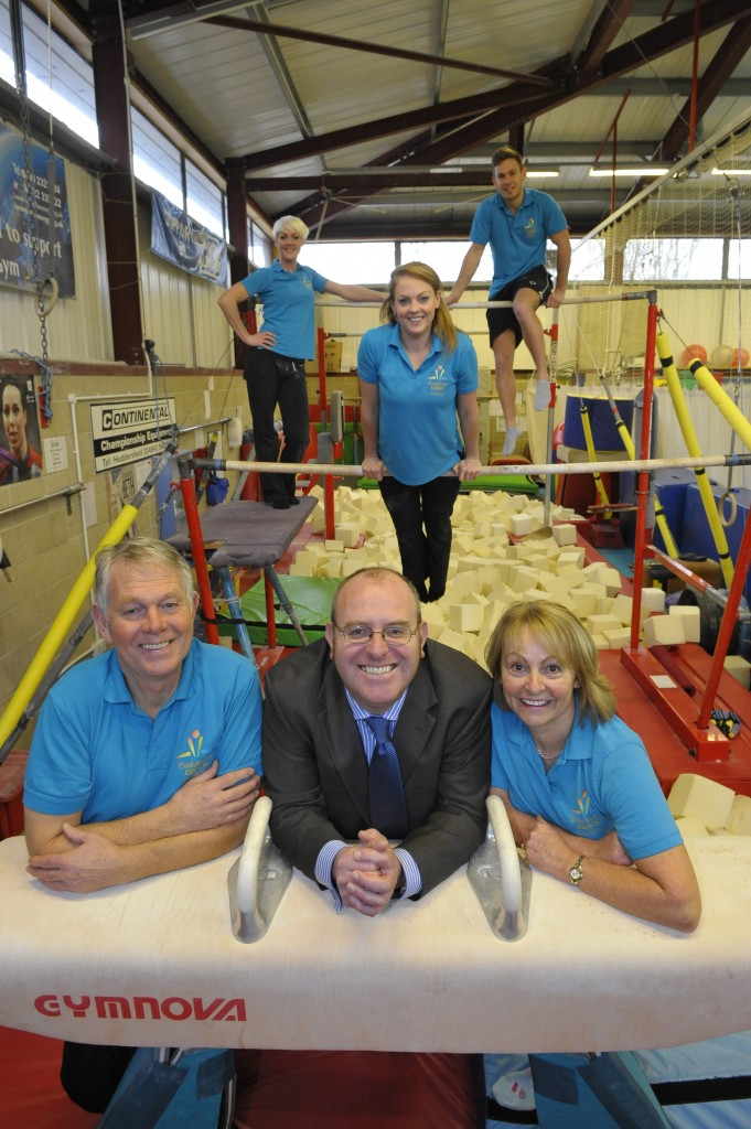Family-owned Bath gym firm set for a healthy future as it celebrates 30 years in business