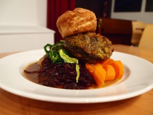 Komedia Bath's café earns top billing as 'vegan-friendly' venue