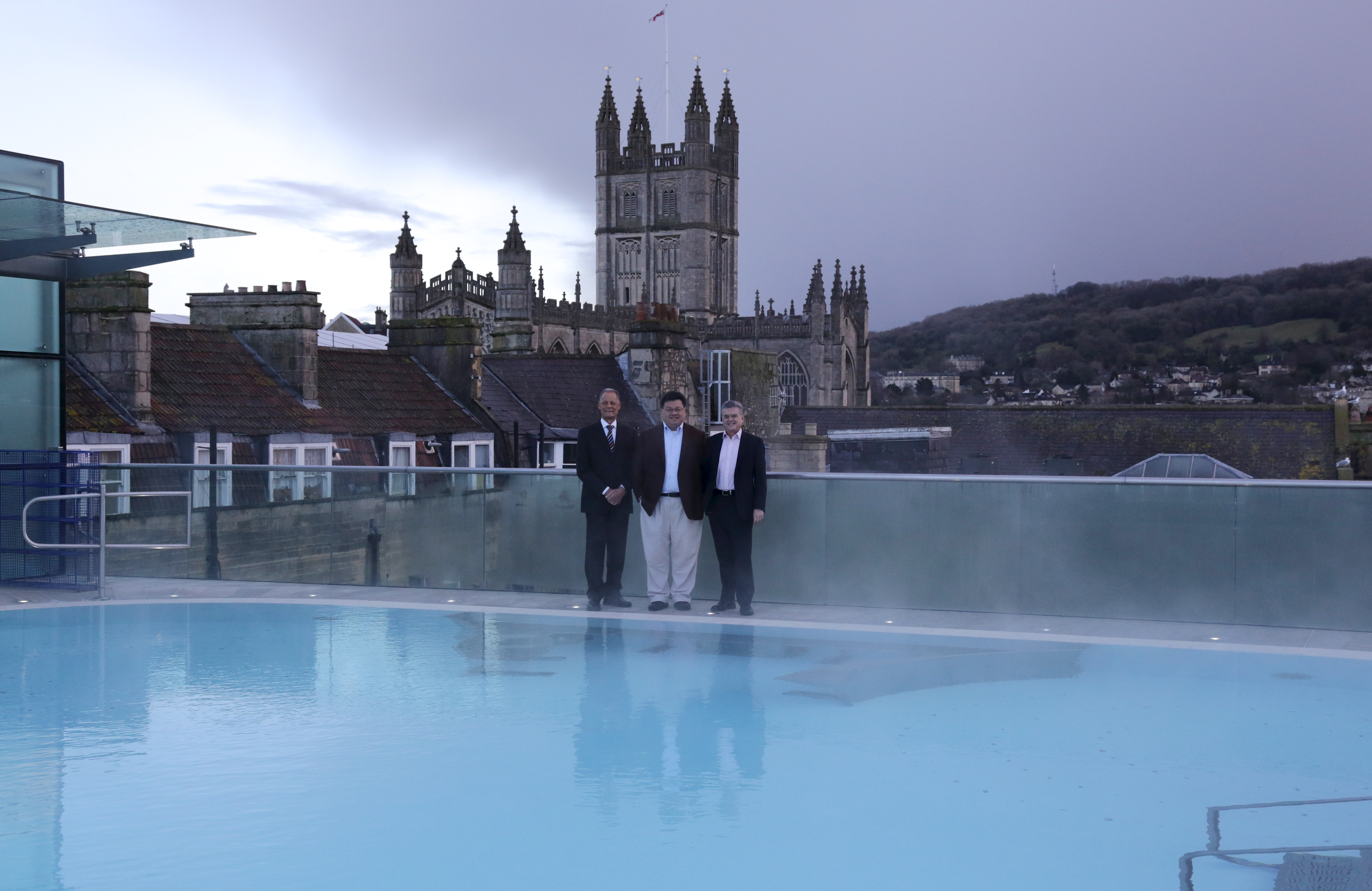 New Era Promised For Bath S Thermae Spa As Malaysian Group