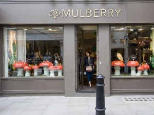 Sudden departure for Mulberry chief after stormy period for fashion brand