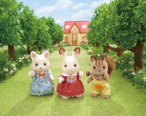 PR account for iconic Sylvanian Families won by Bath agency Highlight