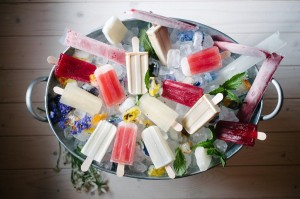 Innovator's cool idea for cocktail ice lollies gets warm reception from Bath's hospitality sector