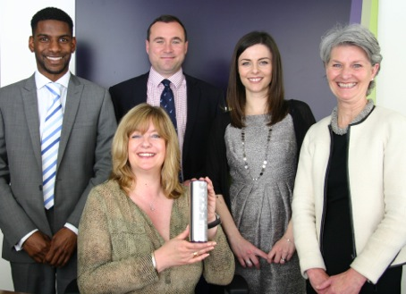 Positive client feedback earns top industry award for Carter Jonas Bath office head of lettings