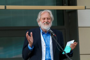 Bath Spa University's 'absolutely stunning' new building opened by Lord Puttnam