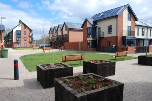 National recognition for 'exemplary' regeneration project masterplanned by Nash Partnership