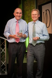 Marshfield Bakery boss wins prestigious South West Director of the Year award