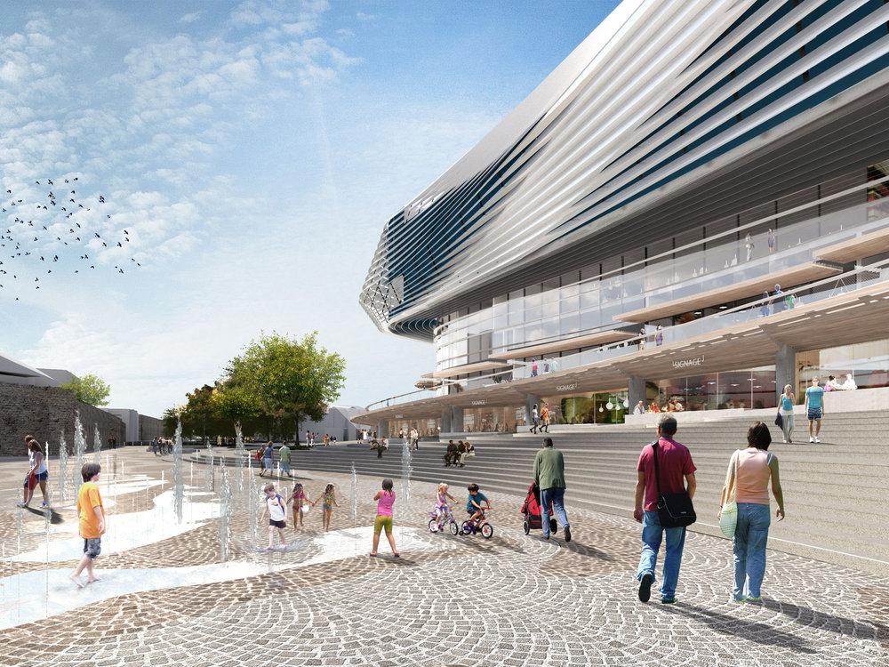 Southampton regeneration project win for Bath landscape architecture firm Grant Associates
