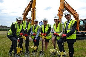 Work starts on £21m Wiltshire College campus in Chippenham