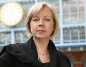 Bath Spa University honours 'Dragon' Deborah Meaden for services to business