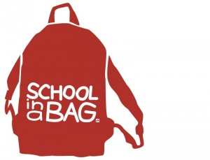 Accountants get on their bikes to boost School in a Bag charity