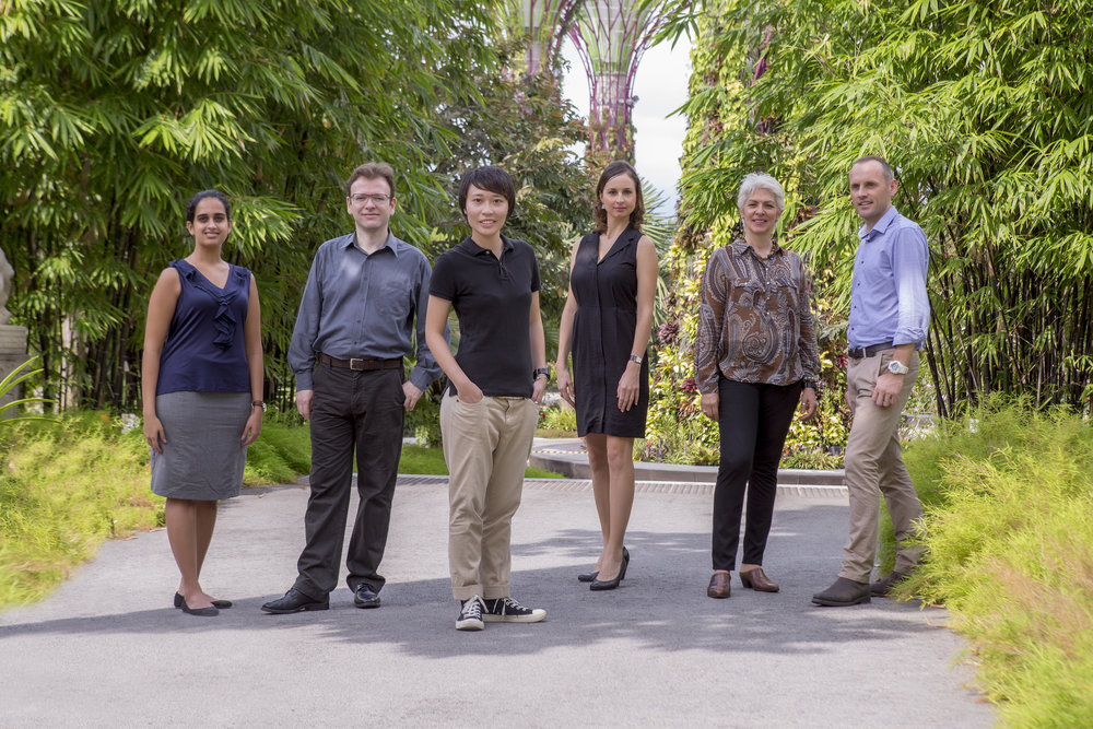 Grant Associates seeks more work in Asia after strengthening its Singapore office