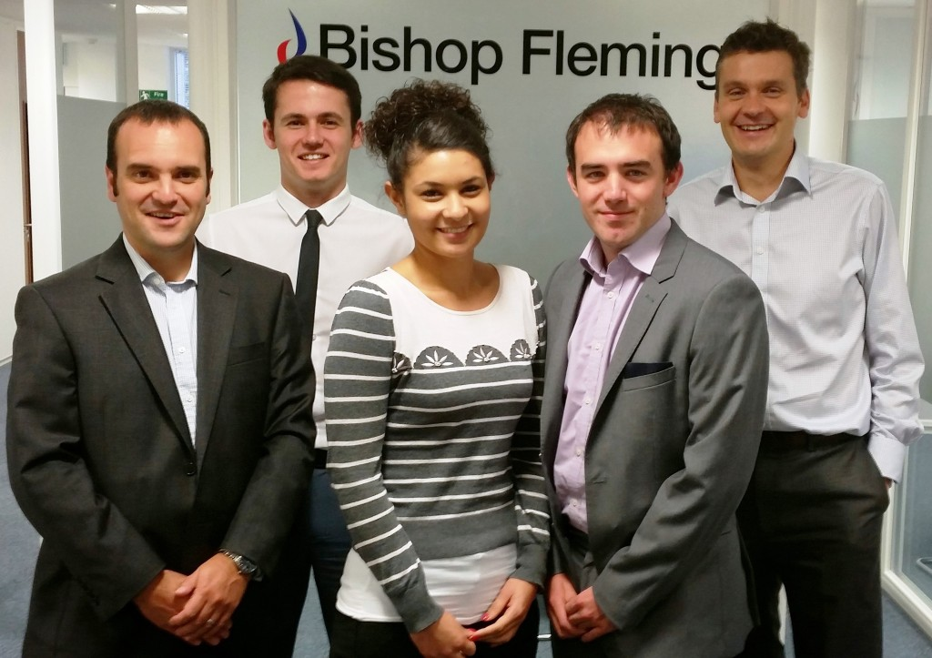 Client wins spark further growth for Bishop Fleming's Bath office