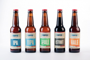 Bath agency Mr B & Friends toasts major branding exercise for London craft brewery