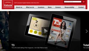 Media industry first for Future with digital offer to its magazine buyers