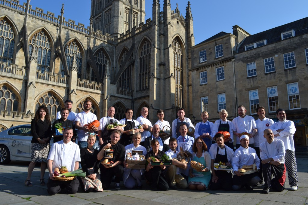 Bath tourism boss bows out with a taste of what makes the city great