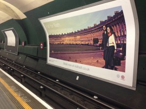 Bath goes underground to attract more tourists as latest figures show massive boost to economy