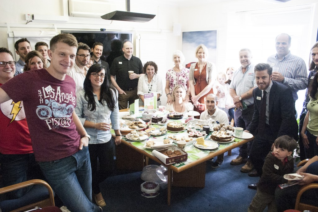 RTS's charity coffee break and bake raises more than £500 for Macmillan Cancer Support