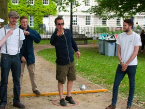 Bath Boules organisers aim to throw 'party-in-the-city' with changes to next year's event