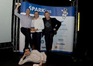 Bath's Zynstra and SETsquared shine in the Sparkies among the region's top innovators