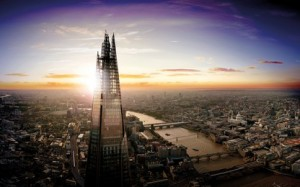 Bath tech pioneers take pitching for investment to new level in Europe's tallest building