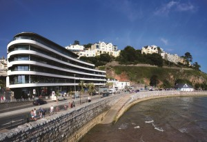 Withy King advising on prestigious property development that is transforming Torquay's seafront