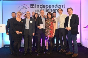 Publishing industry group sings Bath magazine firm Anthem's praises as it scoops top award