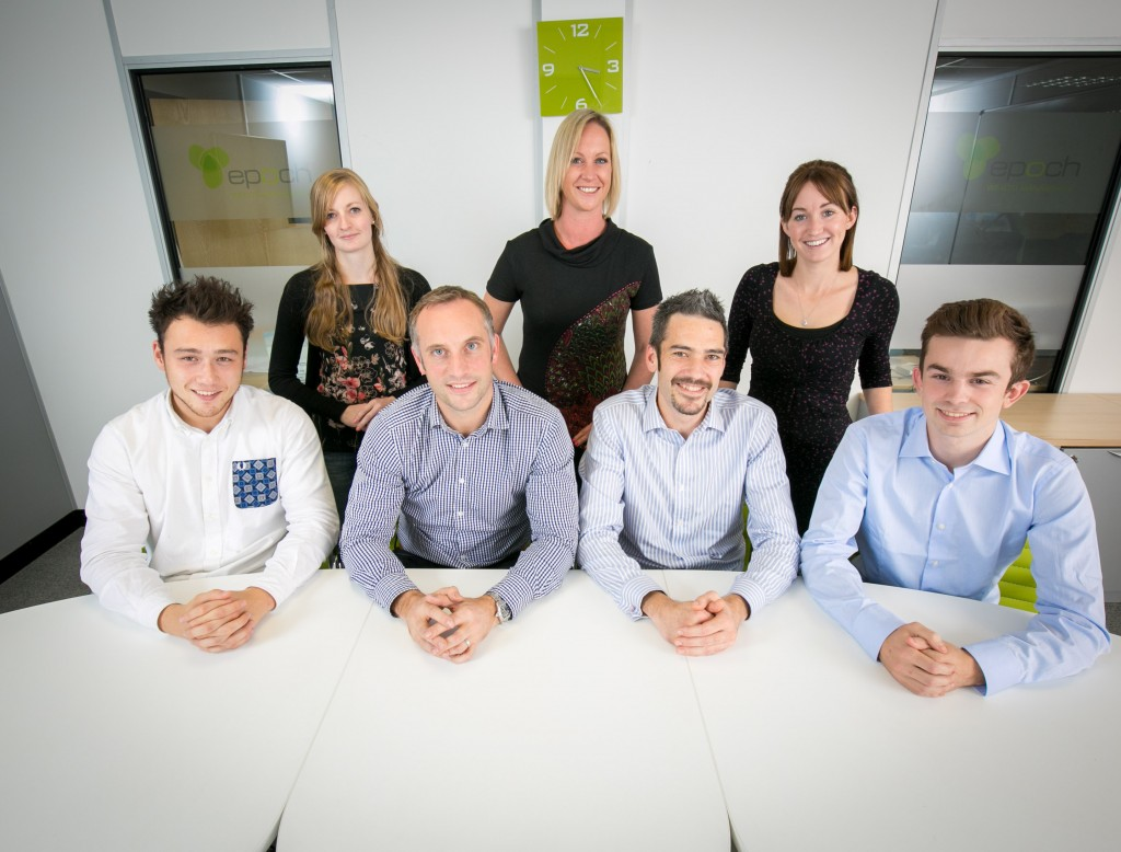 Six more staff add strength in depth to fast-growing Epoch Wealth Management